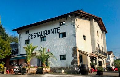 Menú especial en Restaurante Agirretxea