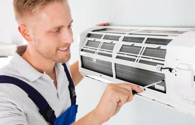Revisión oficial homologada de sistema de aire acondicionado
