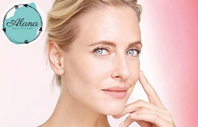 Tratamiento facial antiarrugas con fototerapia con luz roja