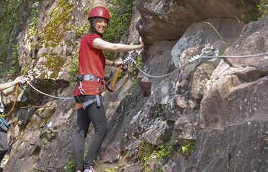 Recorrido de 2h por las rocas de Baztan