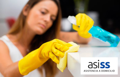 Bono de 4 horas de servicio de limpieza profesional en tu casa, l