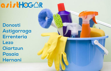 Bono de 5h de servicio de limpieza profesional en tu casa, oficin