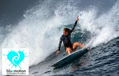 Curso de Surf Particular - Fin de Semana 3h con todo el material