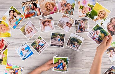 Regala momentos con nuestros calendarios personalizados, revelado