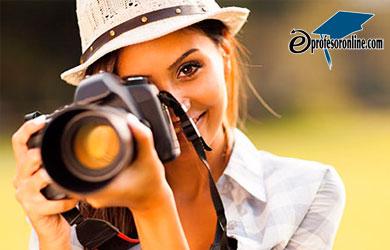 Pack de 6 cursos online de fotografía con vídeo-tutoriales de 90