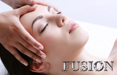 Reflexología facial: lifting relajante facial + tratamiento regen