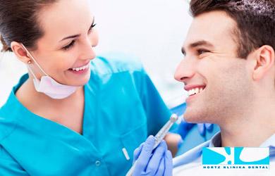Revisión y limpieza con ultrasonidos y pulido de manchas
