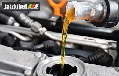 Revisión de mantenimiento, cambio de aceite y del filtro de aceit