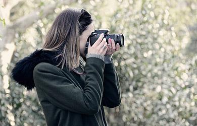 Curso de fotografía y edicíon: Manejo de la cámara  + revelado RA