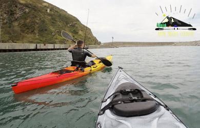 Pesca en Kayak de 3-4h