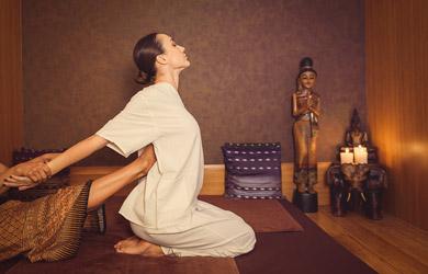 Masaje Thai de cuerpo entero