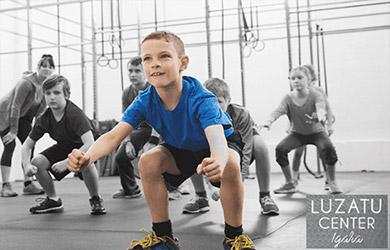 Bono de 4 clases de Kids Training o entrenamiento funcional para