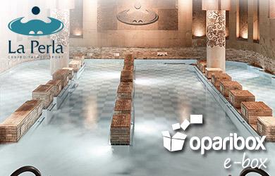Opari e-box - Un baño de salud - Circuito Talaso para 2 personas