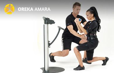 2 sesiones de entrenamiento personal o electrofitness de 45min +