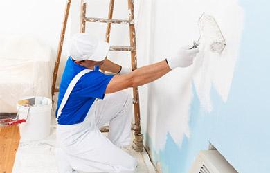 Pintar en habitación de hasta 10m2