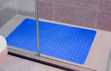 Alfombra antideslizante para el baño