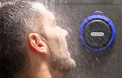 Altavoz Bluetooth inalámbrico portátil Waterproof