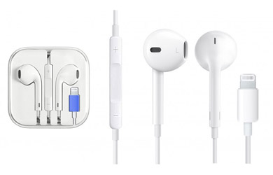 Auriculares lighting compatibles