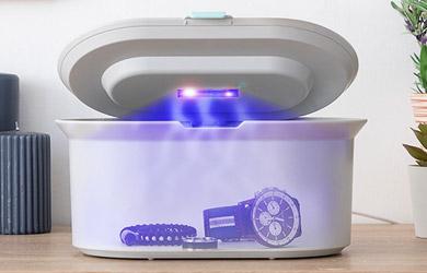 Caja de Esterilización UV Boxiene