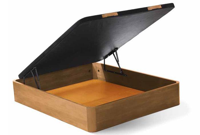 Canapé de madera abatible Adarra