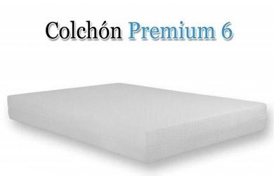 Colchon viscoelástico Premium especial camas articuladas de 80x18