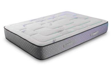 Colchón Saioa con núcleo compacto de alta calidad 80x180cm