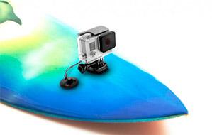 Adhesivo 3M con Colgador para GoPro