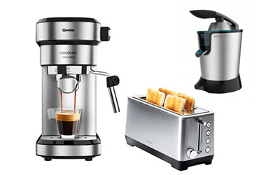 Cafelizzia 790 Steel + BigToast Extra Double + EssentialVita Powe