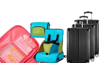 Descubre nuestra gran variedad de accesorios de viajes