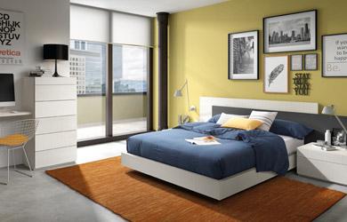 Muebles de dormitorio para la habitación de tus sueños