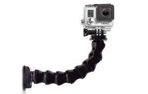 Soporte de Brazo Flexible para GoPro