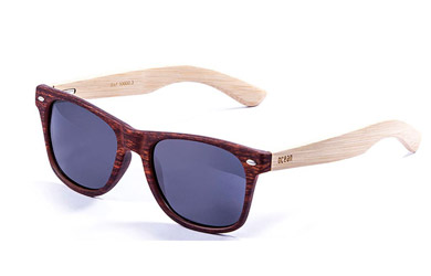 Ocean sunglasses Beach wood polarizadas