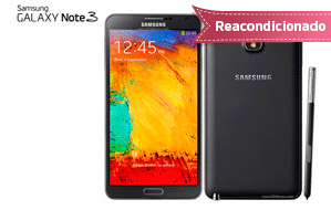 Samsung Galaxy Note 3 32GB Reacondicionado Clase A Libre color ne