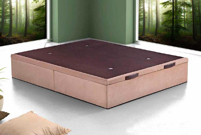 Canapé Itzurun. Canapé de tela y base abatible Varios colores a e