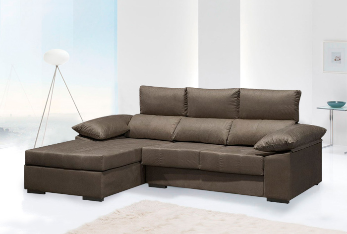 Sofa Lekeitio Con Chaise Longue