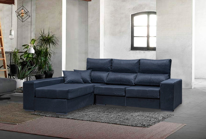 Sofa Oñate Con Chaise Longue