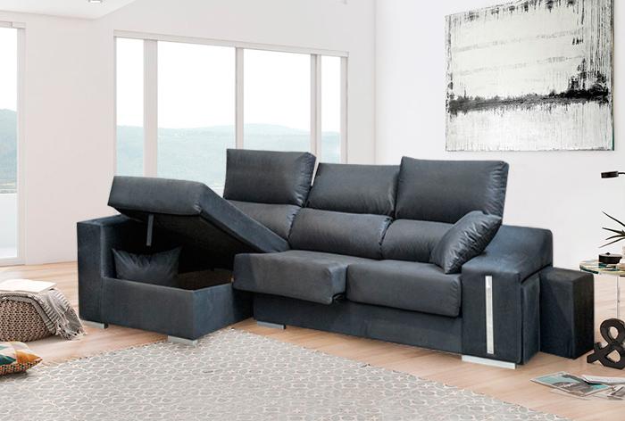 Sofa Zumaia Con Chaise Longue
