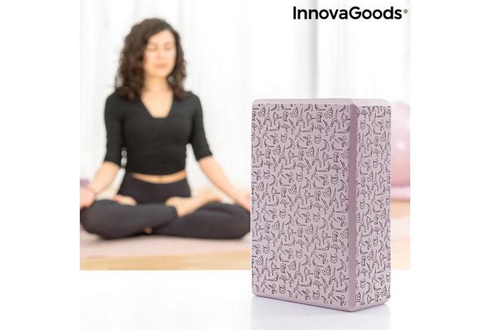 Bloque de Yoga Brigha InnovaGoods