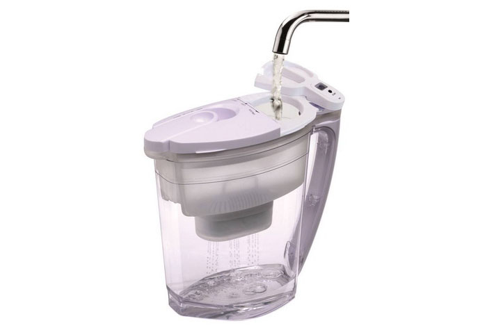Jarra de Agua filtrada Purificadora Aqualis Pro de Starlyf