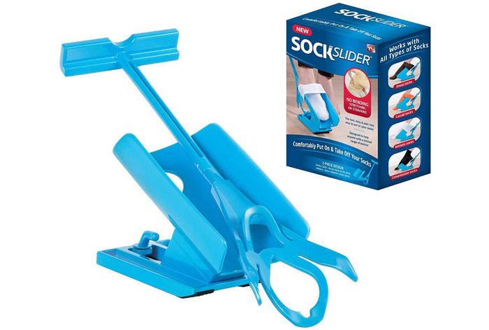 Calzador de Calcetines y Medias Sock Slider