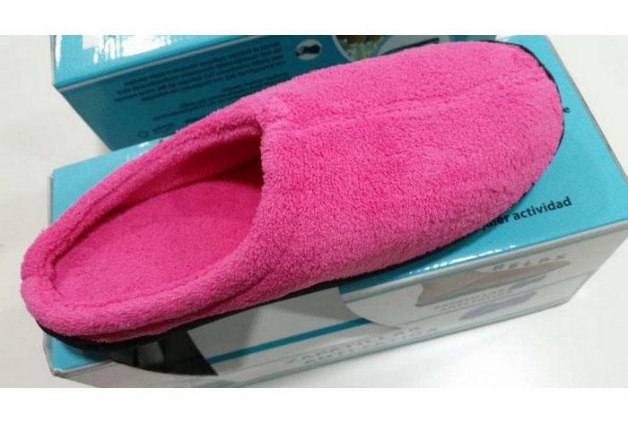 Zapatillas Relax Gel Slippers de casa