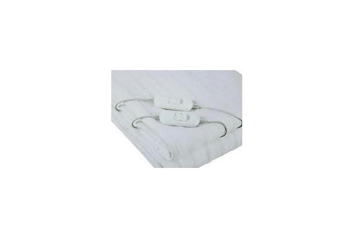 Manta eléctrica doble cama de Matrimonio 160X140