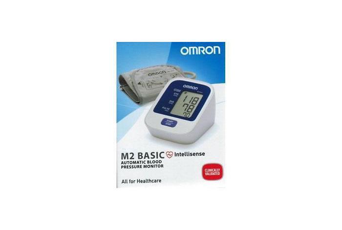Tensiómetro Omron M2 Basic