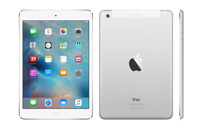 iPad Mini 2 32 gb+4G  color plata