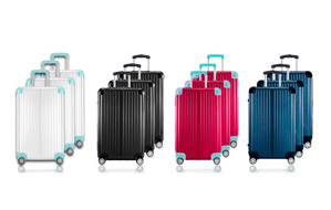 Juego de 3 maletas Premium. Varios colores disponibles