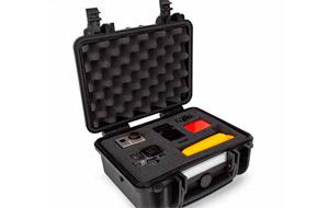 Maletín Waterproof de Transporte y Guardado para GoPro