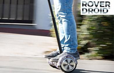 Manillar para scooter eléctrico