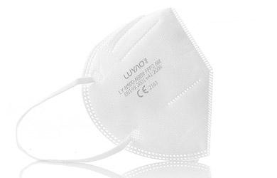 Pack de 20 mascarillas de protección respiratoria FFP2