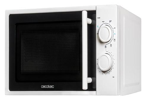 Microondas con grill y modo automático de descongelación