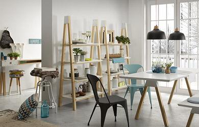 Decora tu hogar con lo mejor de muebles auxiliares